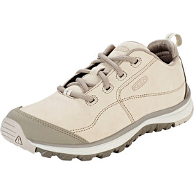 Keen Terradora Leather Sneakers Dame pure cashmere/brindle